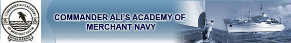 Commander Alis Academy of Merchant Navy