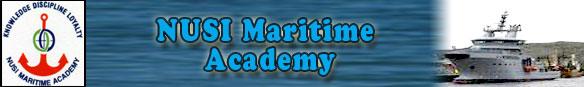 NUSI Maritime Academy