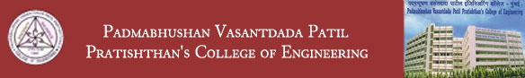 Padmabhushan Vasantdada Patil Pratishthan's College of Engineering..