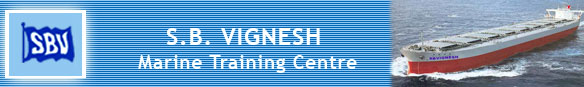 S.B. Vignesh Marine Training Centre.