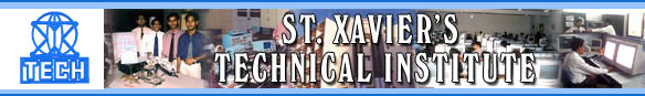 ST. Xavier's Technical Institute.