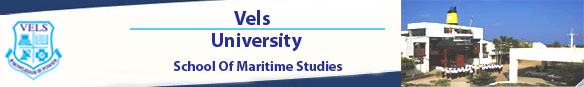 Vels Academy of Maritime Studies.